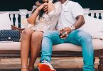 Davido and Family jets out to Dubai for his brother's wedding (Photo)