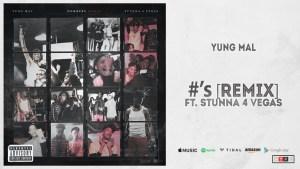 Yung Mal - #'s remix