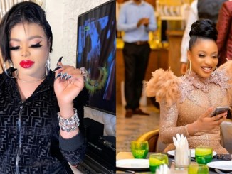 Bobrisky declares his love for Tonto Dikeh as he celebrates her on mothers day