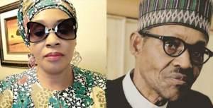 "Breaking: ""Buhari is very sick with persistent coughing"" - Kemi Olunloyo reveaks"