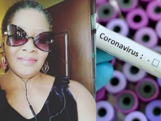 Bad News! kemi Olunloyo reveals a big Nigerian celebrity has tested positive to coronavirus