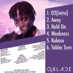 Oxlade - Tables Turn