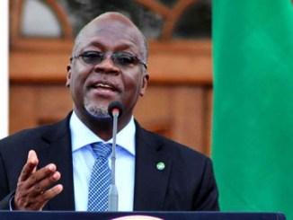 """I won't close cgurches, coronavirus can't survive in the body of Christ"" - Tanzania President"