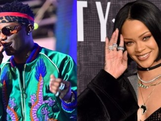 Wizkid reveals he is trying to get Rihanna pregnant