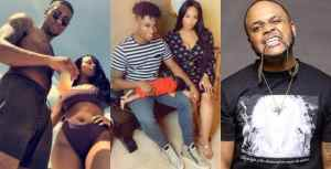 Davido's cousin, Shina Rambo calls out his brother-in-law for beating his sister
