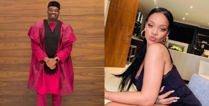 "Don Jazzy rejoices as Rihanna dances to Rema's hit song ""Dumebi"" (video)"