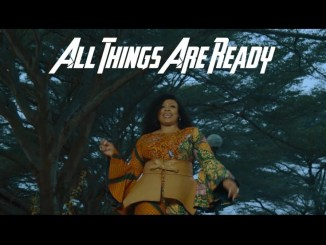 Sinach - All Things Are Ready