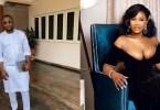 """Tacha begged me for BBNaija connection"" - Ubi Franklin reveals (video)"