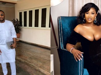 """Tacha begged me for BBNaija connection"" - Ubi Franklin reveals (video)"