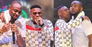 """""""Wizkid was an inspiration to myself and others"""" - Davido reveals (video)"""