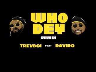 Revboi Ft. Davido - Who Dey Remix