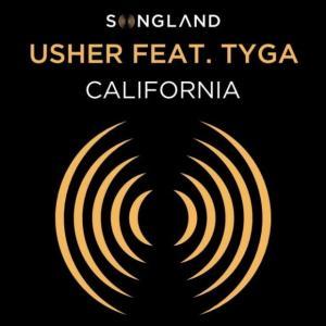 Usher ft Tyga California mp3