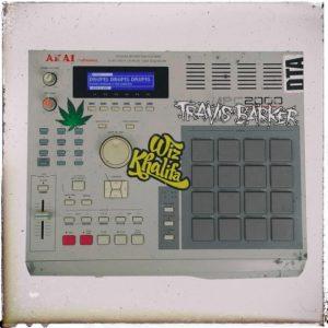 Wiz Khalifa ft. Travis Barker -Drums drums Drums