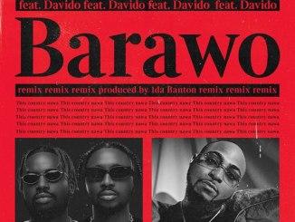 Ajebo Hustlers ft Davido - Barawo