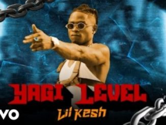 [Video] Lil Kesh - Yagi Level