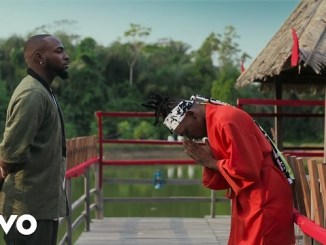 Davido ft. Mayorkun - The Best Video