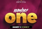 Nandy ft. Joeboy - Number One