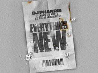 DJ Pharris Everything New