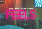 Tory lanez ft. Chris Brown - Feels