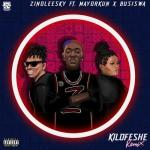 Zinoleesky ft. Mayorkun, Busiswa - Kilofeshe Remix