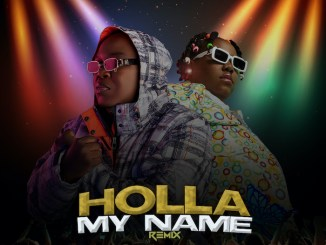 Victor Morgan ft. Teni - Holla My Named