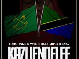 Harmonize - Kazi Lendelee