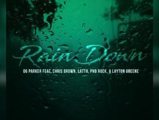 OG Parker ft. Chris Brown - Rain Down