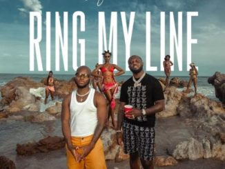 King Promise ft. Headie One - Ring My Line