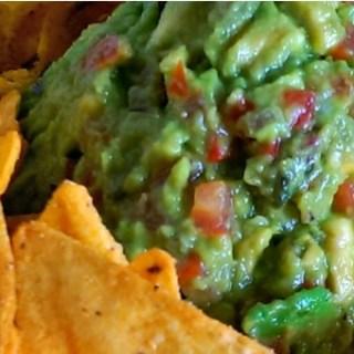 Guacamole (Mexicaanse avocado spread)