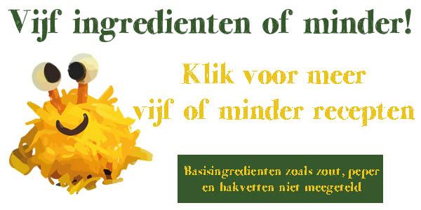 Vijf of minder | TalkNomzToMe.nl