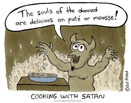 CookingWithSatan