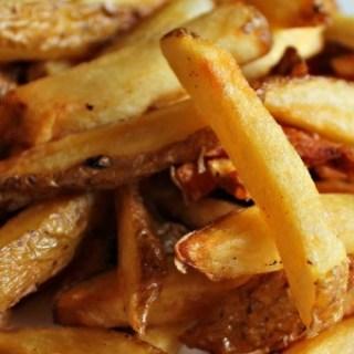 Verse frietjes – Ook voor in de vriezer!