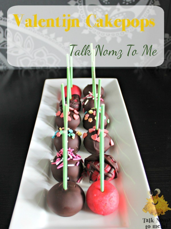 Valentijn Cakepops