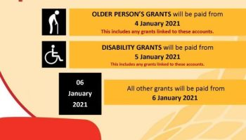 November 2020 Social Grant Payment Dates Updated Talk Of The Town