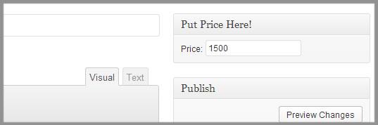 Meta Box Saved Value WordPress