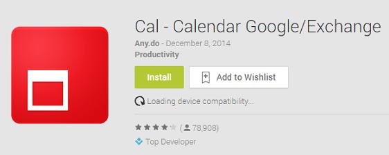 best apps calendar - Cal