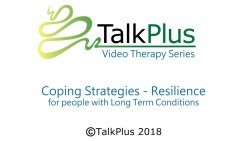 Do you have a Physical Long Term Condition, and it is difficult to manage due to stress, or feeling down? Are you finding that your previous coping strategies are not as helpful as they once were? This module will suggest some ideas to get you back on track