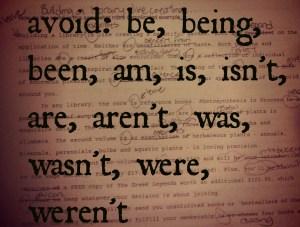 Words to Avoid in Writing. Image  © Roma Ilnyckyj, 2014