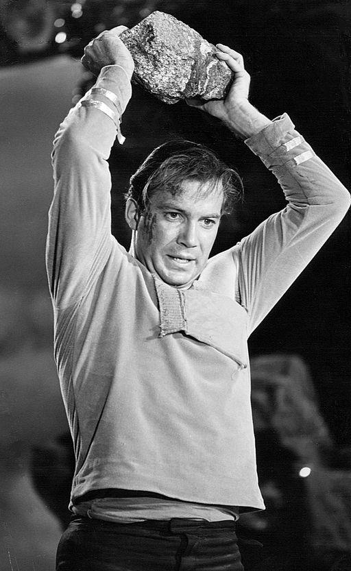 William_Shatner_Star_Trek_first_episode_1966