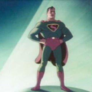 The Man Of Steel Himself!