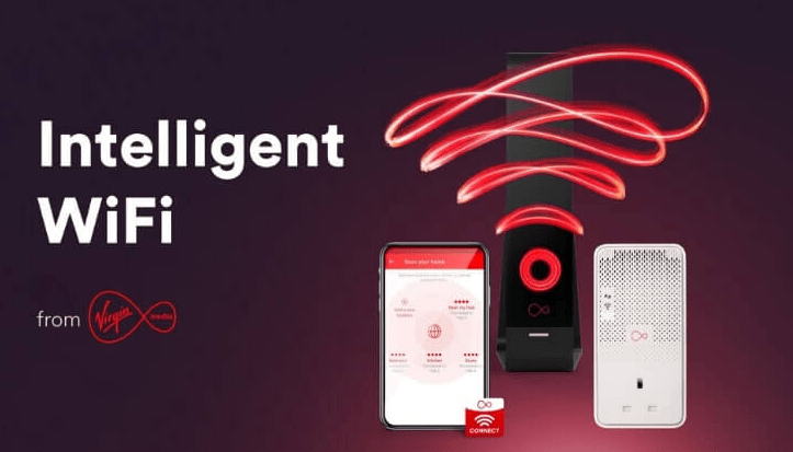 Virgin Media Wifi Booster Complete Setup Tutorial 2020
