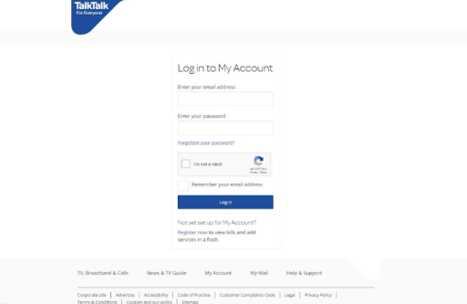 TalkTalk My Account Login into Dashboard with Simple and Easy Steps 2021