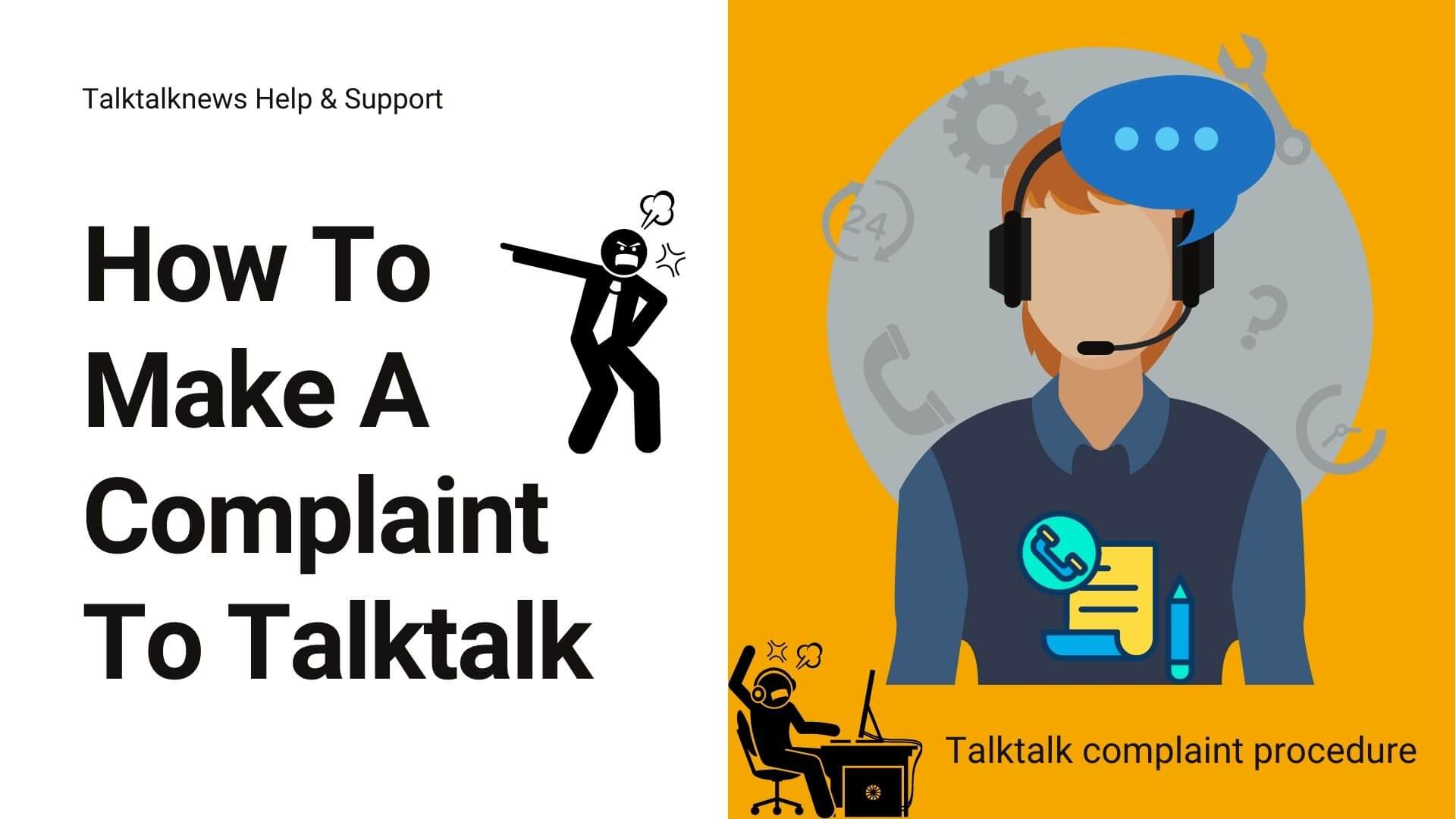 Talktalk complaint procedure