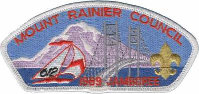 Mount Rainier 1989 JSP