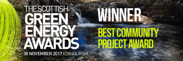 Green energy awards winners