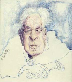 Arnold Toynbee, his later years
