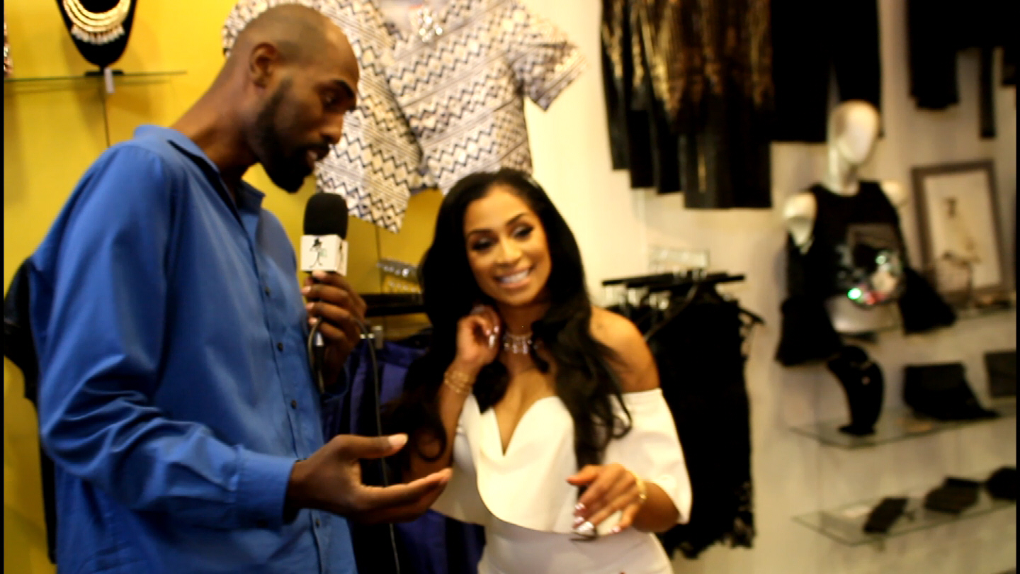 'Merci' is new clothing boutique from reality TV star Karlie Redd has something for everyone