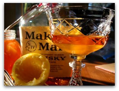 bourbon cold remedy