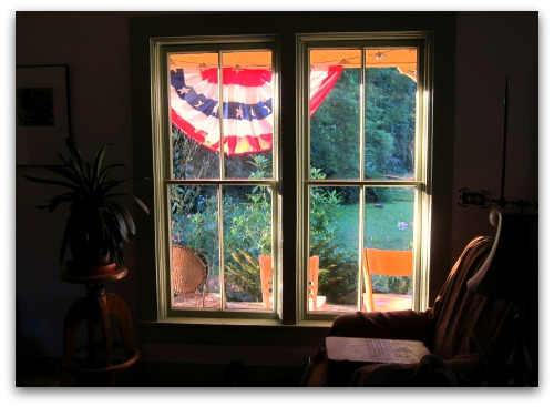 clean summer windows