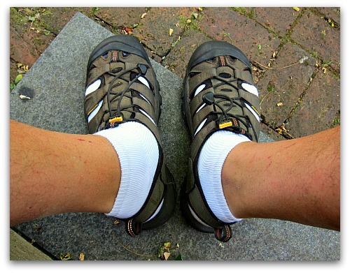 2f5c8ecf8792 Fifty-Something Fashion Sense  A Socks-and-Sandals Guy - Tall Clover ...